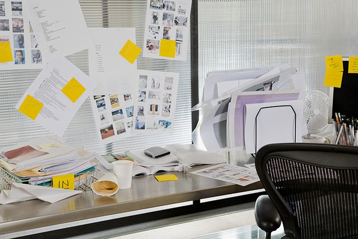 back office support to keep your desk clean