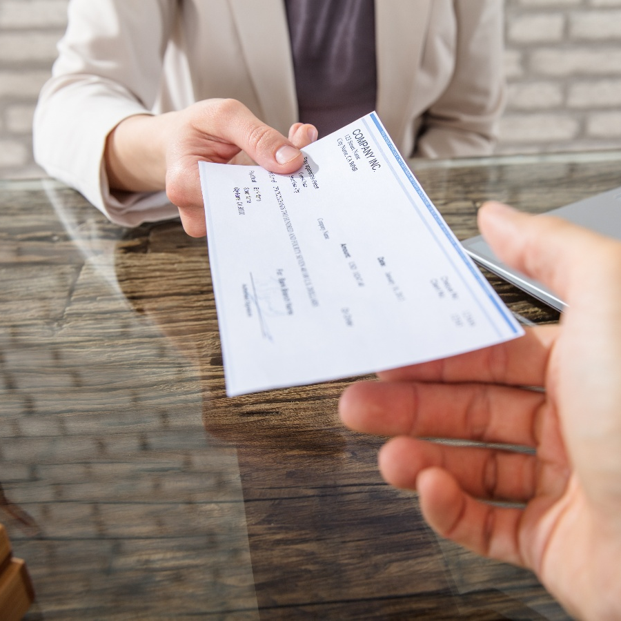 Payroll services for staffing agencies