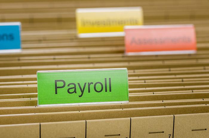 Payroll handled simply